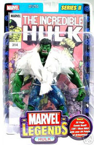 Marvel Legends Hulk Series 2 Torn Shirt Variant