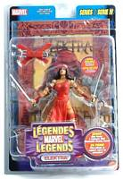 Marvel Legends Elektra Foil Edition