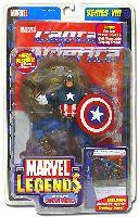 Marvel Legends Series 8 Ultimate Captain America