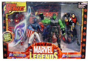 Marvel Legends Young Avengers Gift Pack