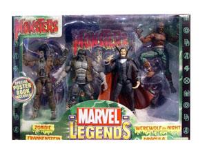 Marvel Legends Monsters Gift Pack