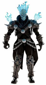 Marvel Legends 2012 - BAF Terrax - Ghost Rider