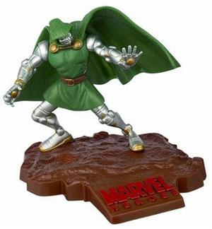 3-Inch Titanium: Dr Doom