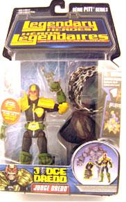 Legendary Heroes - Judge Dredd