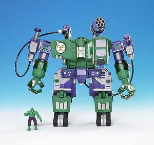 MegaMorphs The Hulk