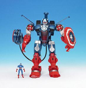 MegaMorphs Captain America