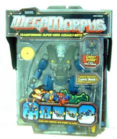 MegaMorphs Ghost Rider