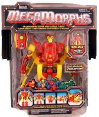 MegaMorphs Ironman