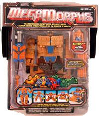 MegaMorphs Thing