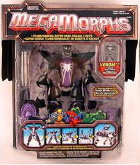 MegaMorphs Venom