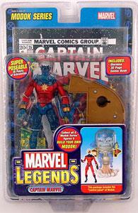 Captain Marvel Variant