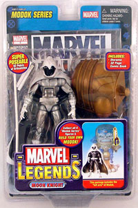 Moon Knight Silver Suit Variant