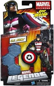 Marvel Legends 2012 - Epic Heroes - U.S. Agent