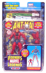 Giant-Man Series - Ant-Man