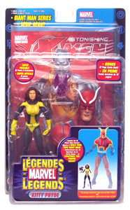 Marve Legends - Giant-Man Series - Kitty Pryde