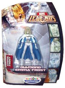 Hasbro - TRU Diamond Emma Frost