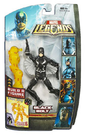Hasbro Marvel Legends - Black Bolt