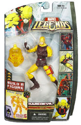 Hasbro - Yellow Daredevil