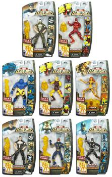 Hasbro Marvel Legends Nemesis - Variant Set of 8