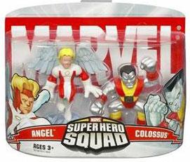 Super Hero Squad: Colossus and Angel