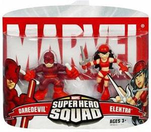 Super Hero Squad: DareDevil and Elektra