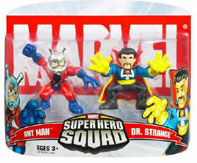 Super Hero Squad - Dr Strange and Ant-Man