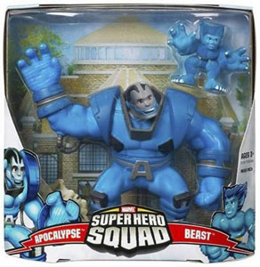 Super Hero Squad Mega Pack: Apocalypse and Beast
