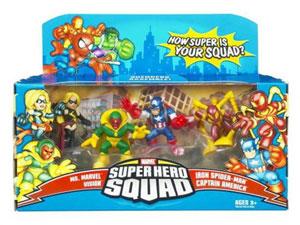 Super Hero Squad: Avengers Assemble 4-Pack