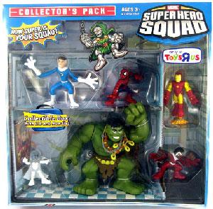 Super Hero Squad Squad - Hulk Collectors Pack Exclusive