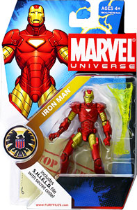 Marvel Universe - Iron Man