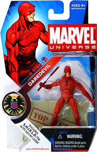 Marvel Universe - Red Daredevil