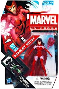 Marvel Universe - Scarlet Witch