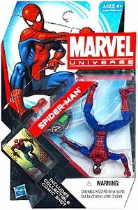 Marvel Universe - Ultimate Spider-Man Peter Parker