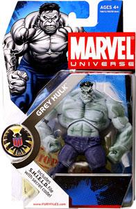Marvel Universe - Grey Hulk
