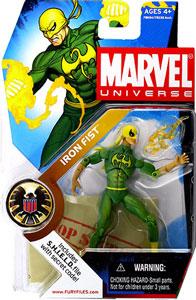 Marvel Universe - Iron Fist
