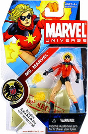 Marvel Universe - Classic Ms Marvel
