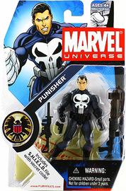 Marvel Universe - Punisher Black Gloves - 20