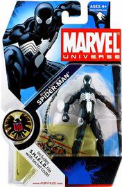 Marvel Universe - Black-Costume Spider-Man