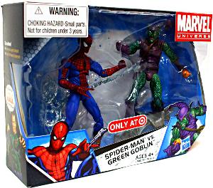 Marvel Universe - 2-Pack - Spider-Man Vs Green Goblin