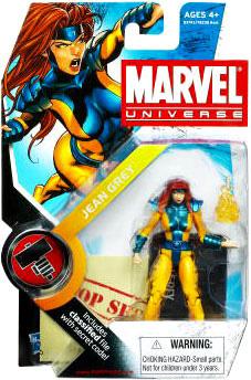 Marvel Universe - Jean Grey