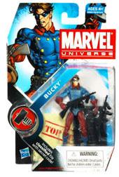Marvel Universe - Classic Bucky