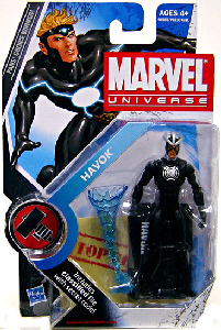 Marvel Universe - Havok Variant