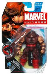 Marvel Universe - Juggernaut