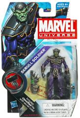 Marvel Universe - Skrull Soldier