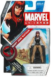 Marvel Universe - Mary Jane Watson