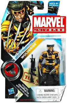 Marvel Universe - Team X Wolverine