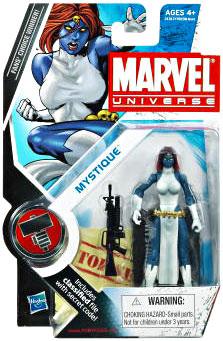 Marvel Universe - Mystique
