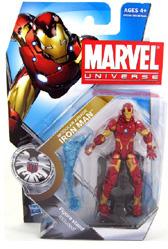 Marvel Universe - Iron Man Modular Armor