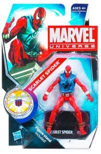 Marvel Universe - Scarlet Spider