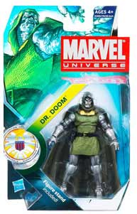 Marvel Universe - Dr Doom